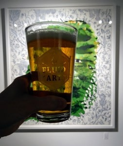 Fluid Art: Imperial IPA by Epic Brewing and Firelei Baez
