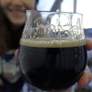 Oatmeal Stout -  Copyright Crafty Beer Girls