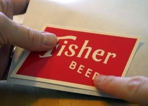 Sticker Magnet - Copyright Crafty Beer Girls