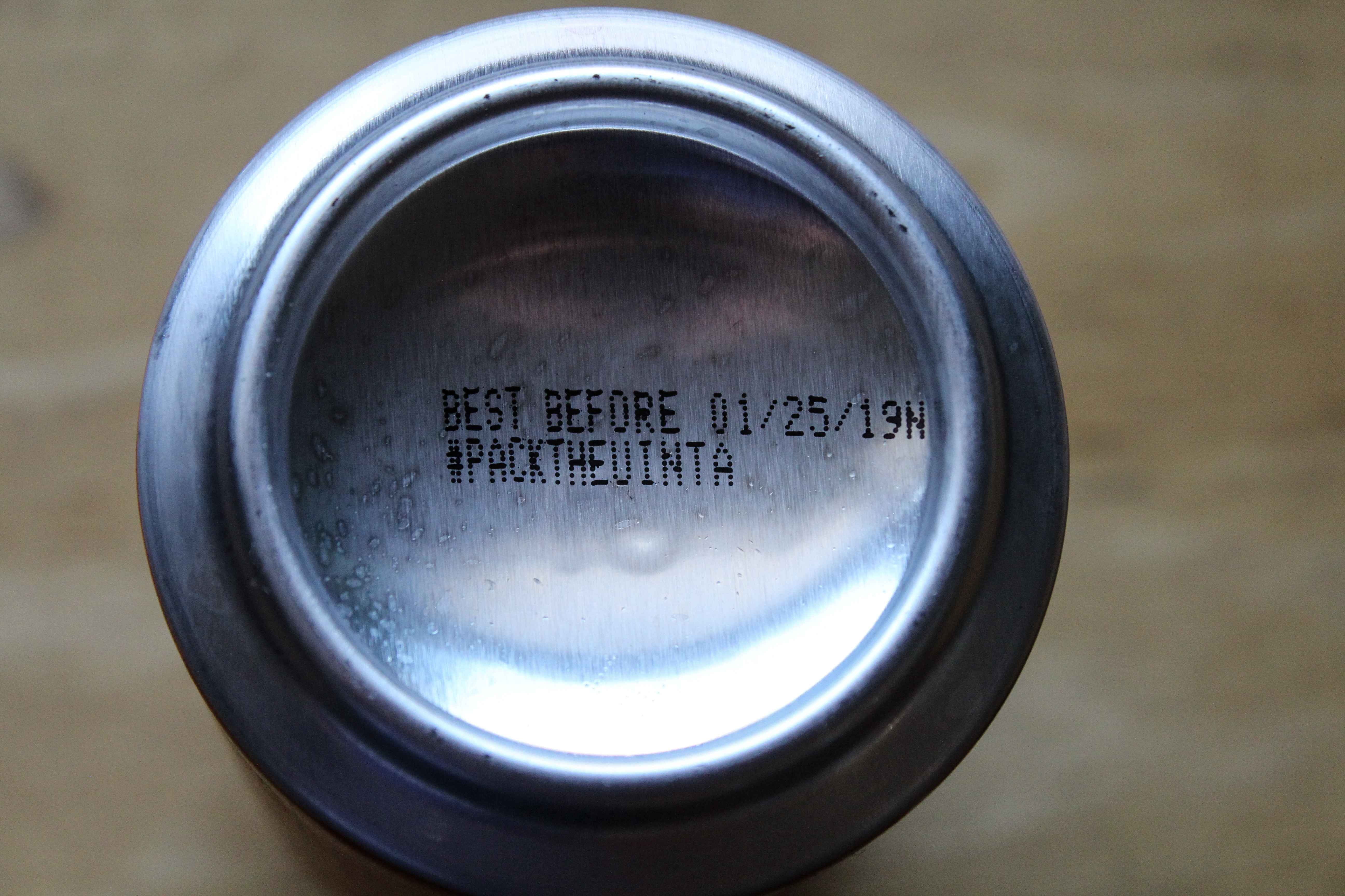 Date expiration soda can Does Soda