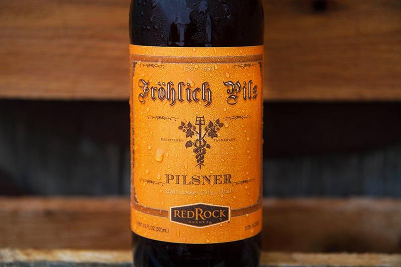Frohlich Pils Bottle alt0214