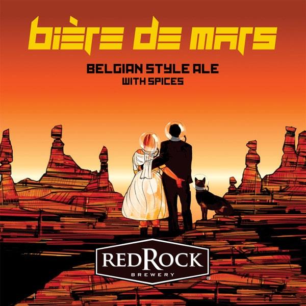 Biere de Mars Belgian Ale