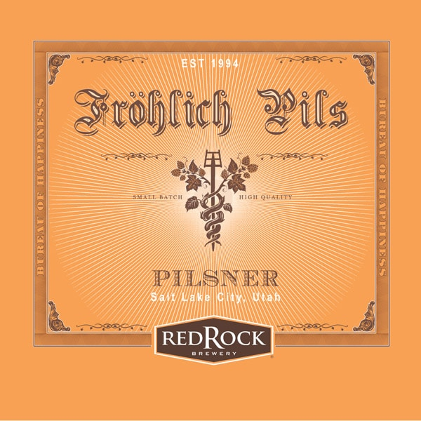 Frohlich German Style Pilsner