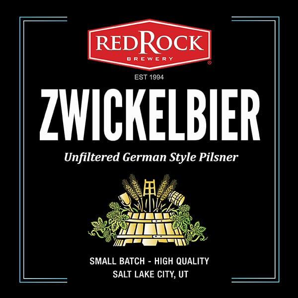 Red Rock Zwickelbier