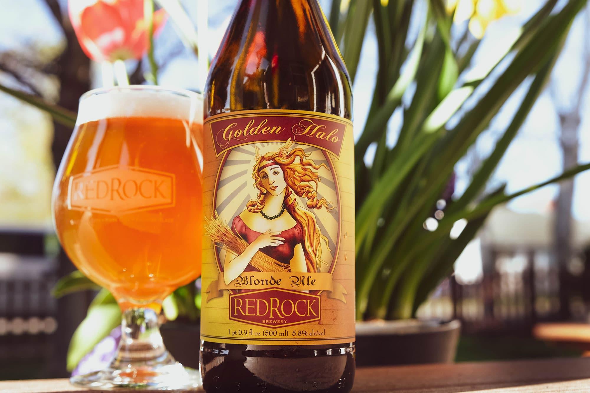 Utah Beer - Golden Halo